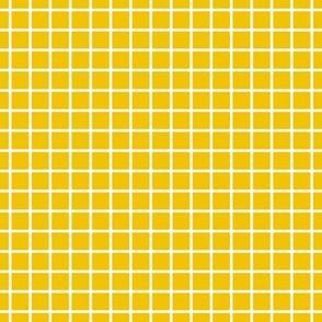 """windowpane 1/2"""" mustard yellow reversed"""