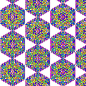 Hexagon Star Treasures