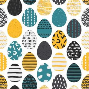 Doodle Eggs