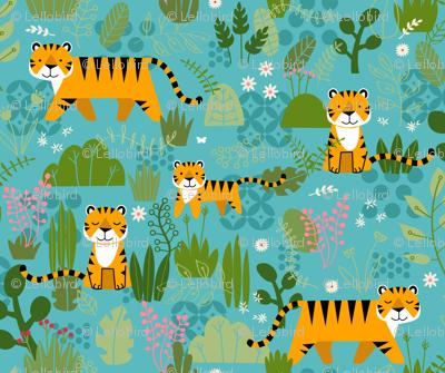 Tiger, Tiger- Day