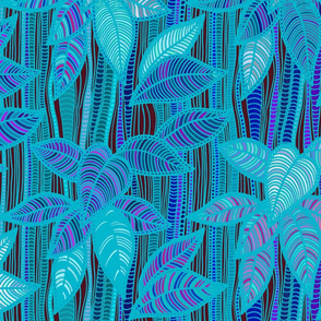 Turquoise Bamboo - Design Challenge