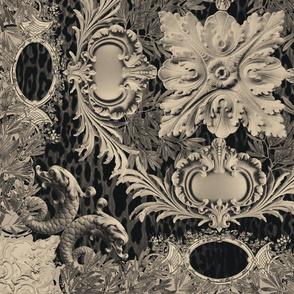 Sepia Baroque