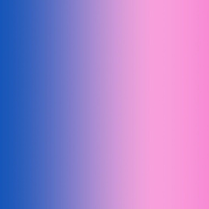 Blue and Pink Ombre