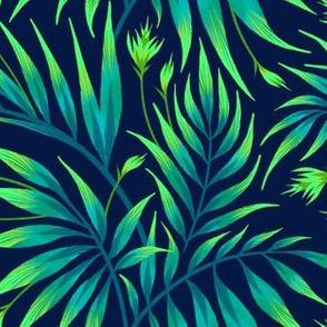 Waikiki Palm - Green - AM2019