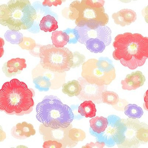 Seeing Floral Stars.