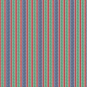swirly stripes - gwb on r
