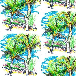 Palms Boho Beach