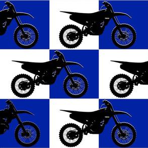 Team  Blue Yamaha