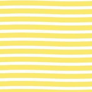 wonky stripe // sunny