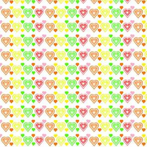 citrus hearts
