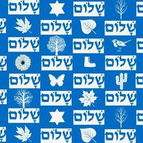 Shalom in Hebrew 3
