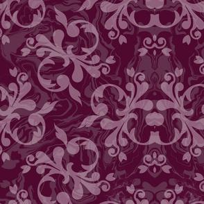 Grape Scroll