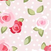 shabby chic - pink