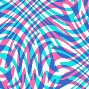 1980s swirl
