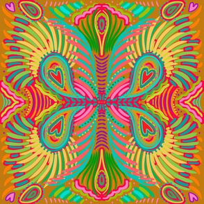 wild thing - marigold