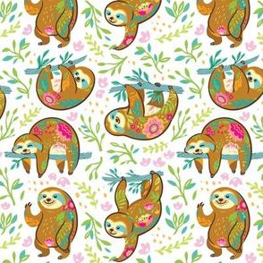 Caramel sloths