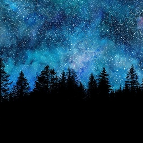 "Starry Night 54"" high"