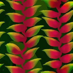 Heliconia Stripe