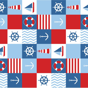 navy cheaters quilt-vertical