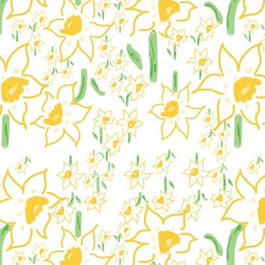 Osterglockenwiese_yellow