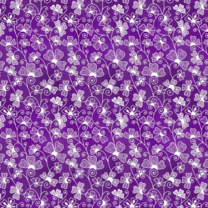 Henna Drum on purple