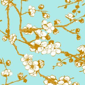 sakura (pastel blue)