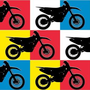 Team Yellow Suzuki