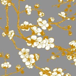sakura ( gray)