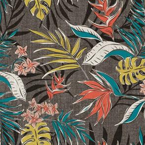 Bali Tropics - Cabana Brown