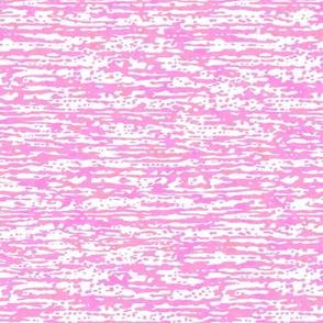 textured watercolor stripes horizontalin pink