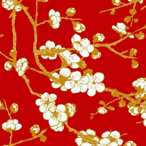sakura (  red)