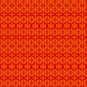 Orange Puff skinny