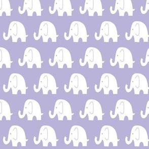 Reverse Little Lilac Elephant