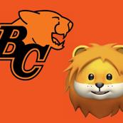 BC Lions football CFL cats canada
