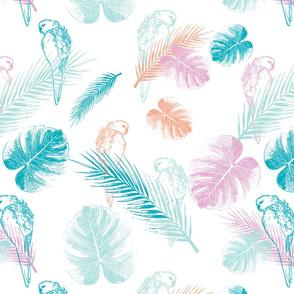 palms and parrots-01