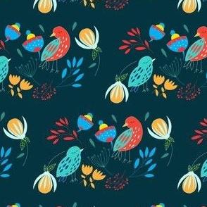 Scandinavian Lovebirds
