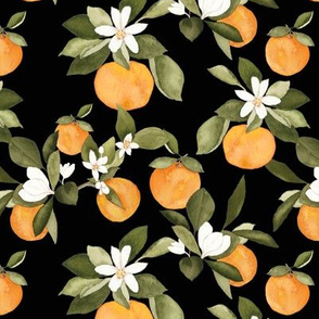Orange Blossom Dark