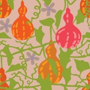 Hawaiian Tropical Ipu Gourds