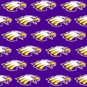 eagles - purple