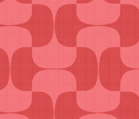 tac_bold_red-watermelon fabric by wren_leyland on Spoonflower - custom fabric