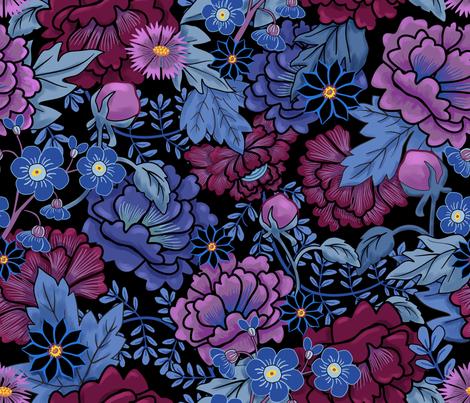 Maximal Moody fabric by vinpauld on Spoonflower - custom fabric