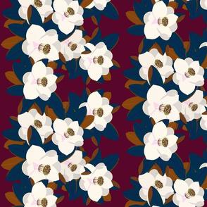 moody maroon magnolia-vertical