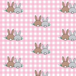 Cottontail Check Gingham