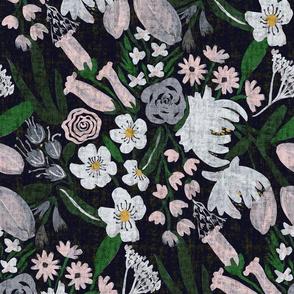 Moody Floral #1