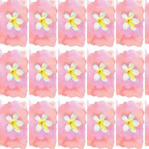 Summer Watercolor Floral Blocks
