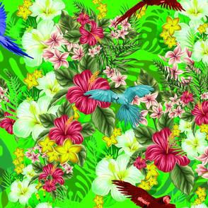 Bohemian Paradise Of Flowers