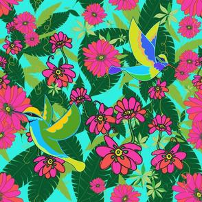 Bohemian Paradise Birds