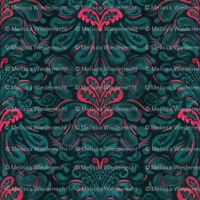 R6-turquoise-and-pink-dark-damask-repeat-pattern_preview
