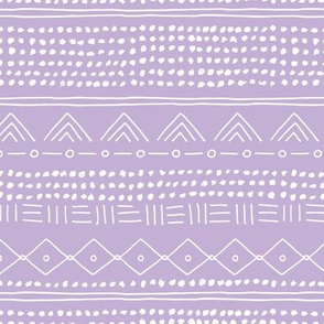 Minimal mudcloth bohemian mayan abstract indian summer love aztec design dusty lilac