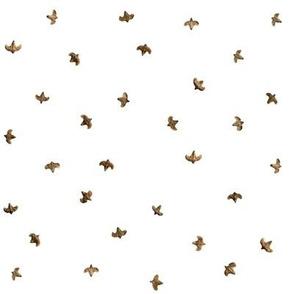 Birch Seed Birds loose grid